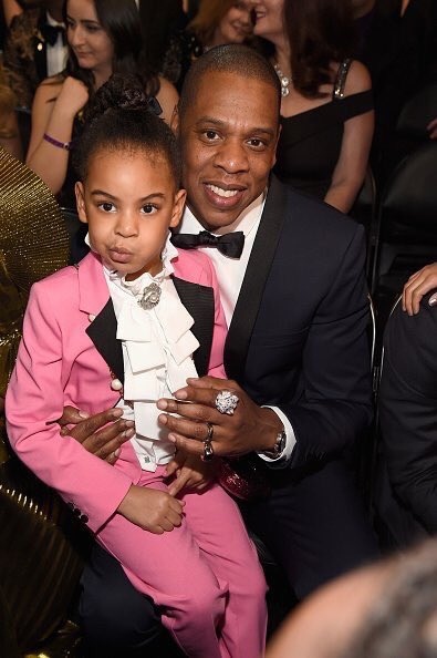 Jay Z, Blue Ivy, Grammys, Awards