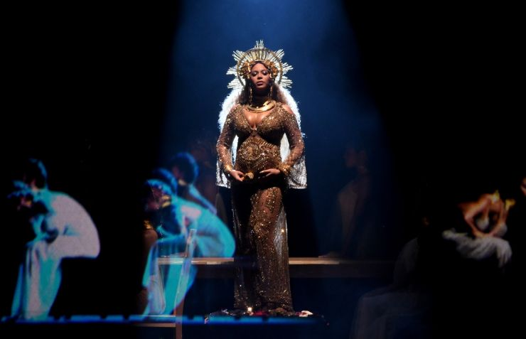 Beyonce, Grammys, Pregnant, Performance, Awards