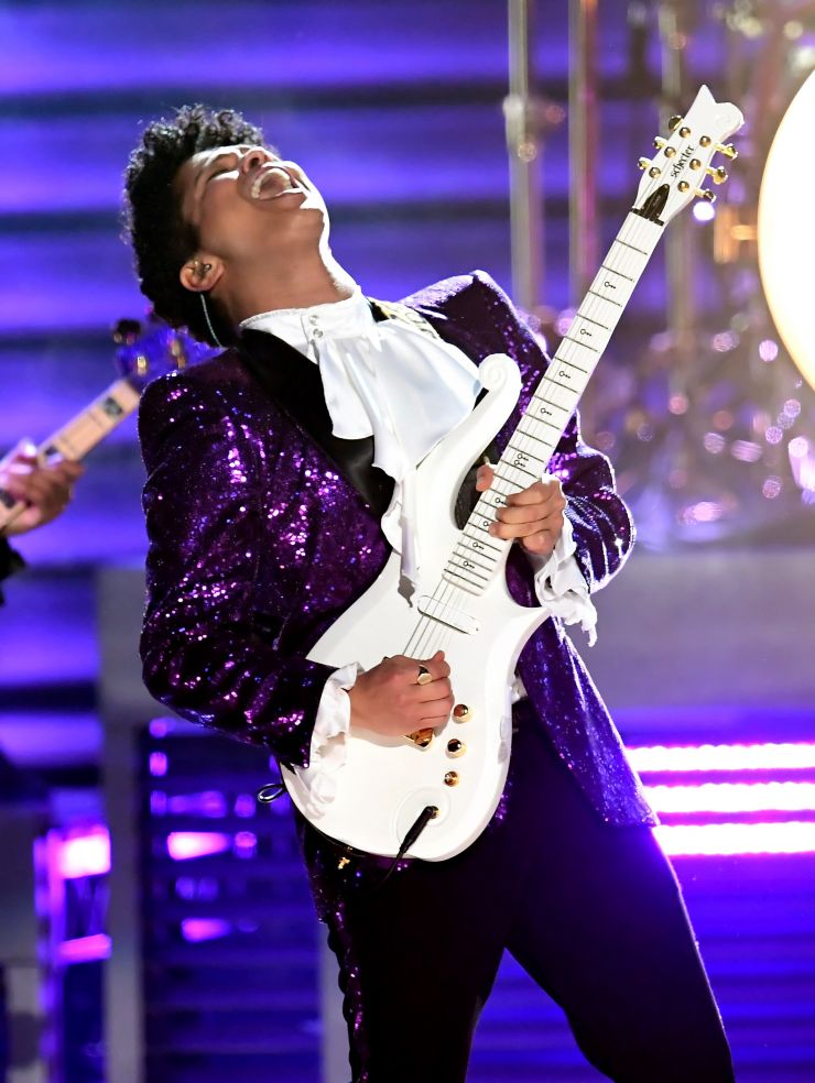 Prince, Tribute Awards, Gammys, Bruno Mars, Bruno