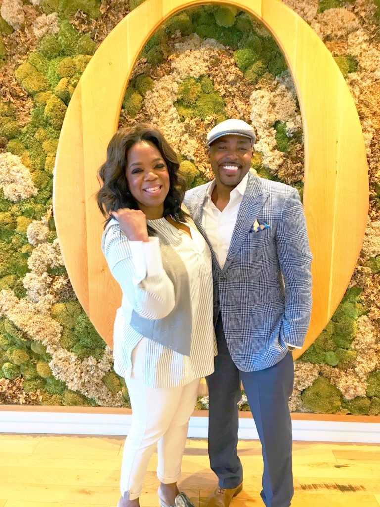 Oprah Winfrey, Will Packer, Entertainment