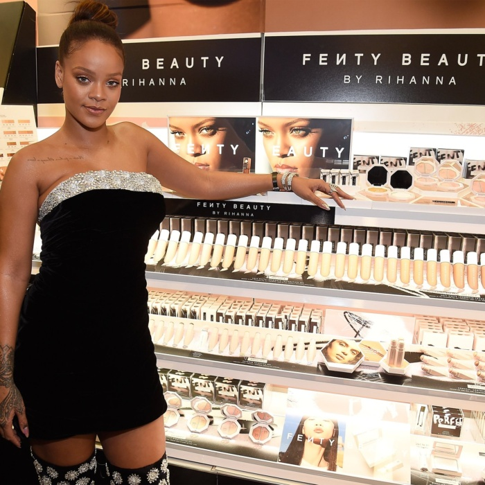 Rihanna, Fenty, Beauty, Makeup