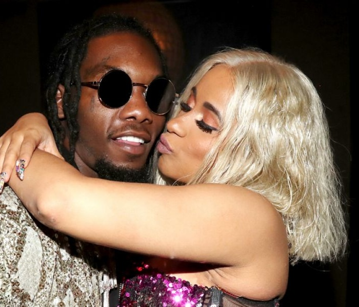 OffSet, Cardi B, Music, Wedding, Love