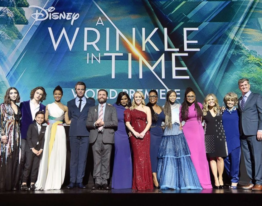 A, Wrinkle, In, Time, Ava, Duvernay, Oprah, Winfrey