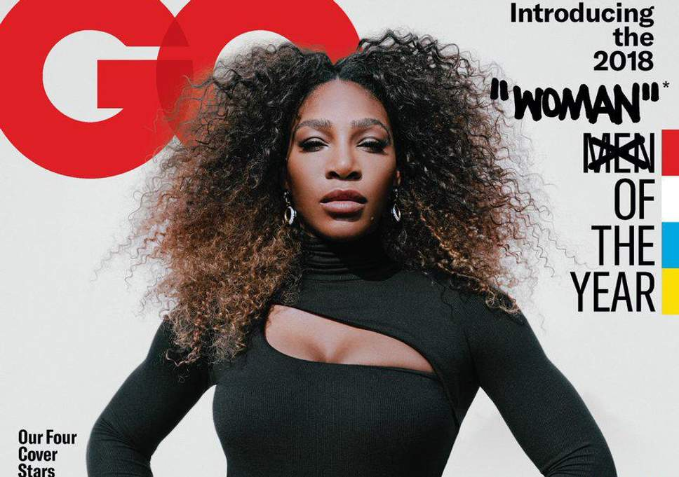GQ, Serena. Williams, Women, Tennis