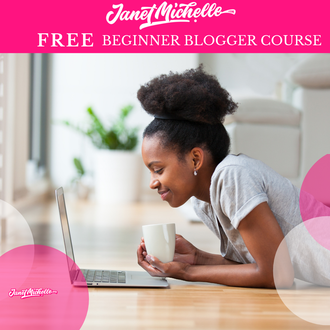 BLOGGING, COURSE, FREE